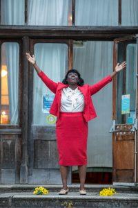 Michelle Asante. Photo by Helen Boast